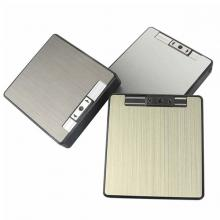 Rechargeable lighter With Metal Case-LSP