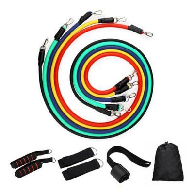 Heavy Duty Resistance Band Tube Power Gym Exercise03