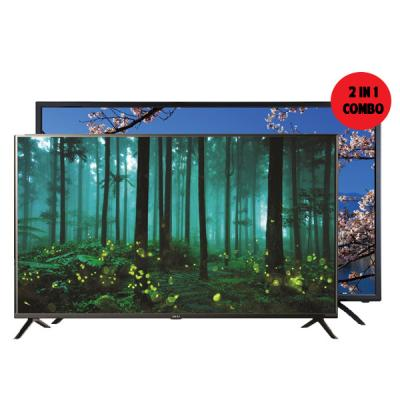 AKAI 2 IN 1 Combo 40-Inch Led Smart TV 03