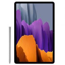 Samsung Galaxy Tab S7 Plus 12.40 Inch 6GB RAM 128GB Storage WIFi, Mystic Silver-LSP
