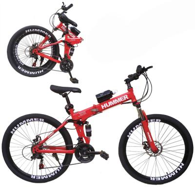 Wire Hummer 26 Inch Bicycle Red GM23-r-LSP