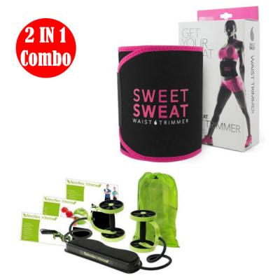 2 IN 1 Combo Revoflex Xtreme Home Gym With Sweet Sweat Waist Trimmer03