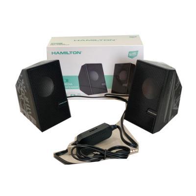 HAMILTON Multimedia USB 2.0 Speaker HT-6223-LSP