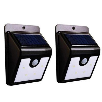 Ever Bright Solar Power LED Light Outdoor 2pcs03