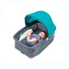 Diono Baby Nest Travel Bed Blue GM280-3-b-LSP