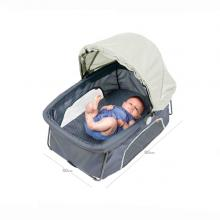 Diono Baby Nest Travel Bed White GM280-3-w-LSP