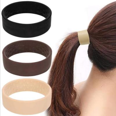 PONY O GIRL HOT SELLING MAGICAL SILICON PONY TAIL HAIR TIE