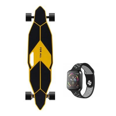 FOR ALL E skate board with F9 Smart watch-LSP