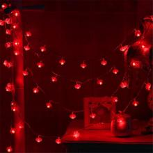 Chinese Red Lantern LED String Lights 3m -LSP