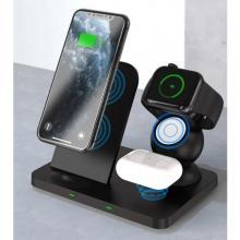 3 in 1 Wireless Charger WX018-LSP