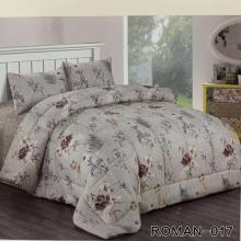Roman King Size Comforter Set 4 pcs- 017-LSP