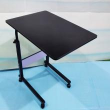 Small Side Laptop Table Black Black GM549-8-blbl-LSP