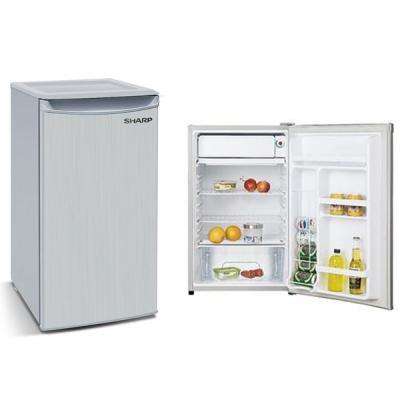 Sharp 1-Door Refrigerator 155L SJ-K155X-WH3-LSP