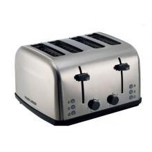 Black + Decker 4 Slice Toaster ET304-B5-LSP
