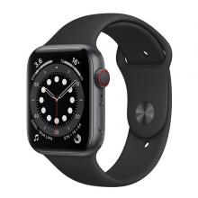 Apple Watch Series 6 44 MM, Black-LSP
