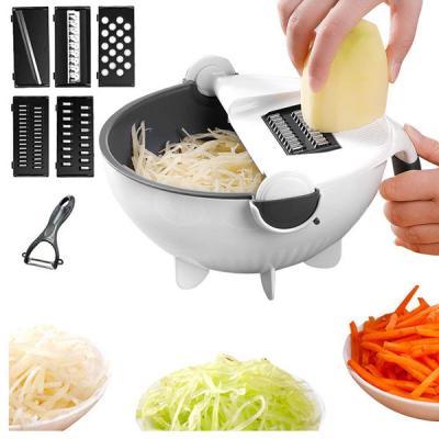 Wet Basket Vegetable Cutter-LSP