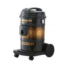 Olsenmark OMVC1717 Drum Vacuum Cleaner, 24L, 2200W, Flow Adjustable-LSP