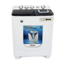 Clikon CK603-N Semi Automatic Washing Machine, 10KG-LSP