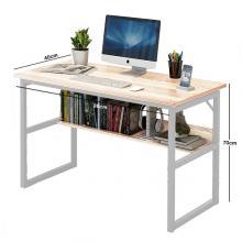 Simple Desk For Livingroom White GM549-1-w-LSP