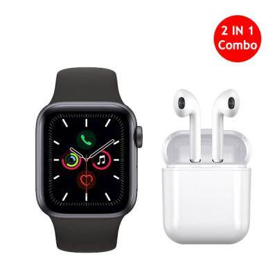 2 IN 1 Smart Combo Smart Watch 5 And Earbuds03