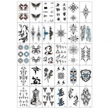 Temporary Tattoo stickers for Men and Women-LSP