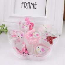 Hello Kitty Childrens Jewelry Set Gift Box Mix-LSP