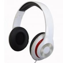 Krypton KNHP5045 Sterio Headphones, White -LSP