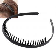 Plastic Wavy Toothed Hairband for Men & Women-LSP