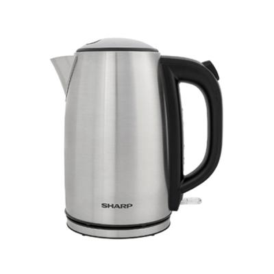 Sharp Electric Kettle 1.7L Stainless Steel EK-JX43-S3-LSP