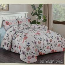 Roman King Size Comforter Set 4 pcs- 023-LSP