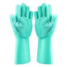 Magical Silicon All Purpose Scrubbing Gloves03