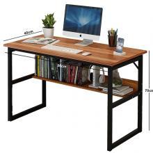 Simple Desk For Livingroom Brown GM549-1-br-LSP