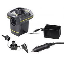 Intex 66634 Quick-Fill Electric Air Pump With Car Adapter & DC Pump-LSP
