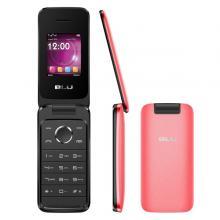 BLU T370 Diva Flex Dual SIM 1.8 Inch, Pink-LSP