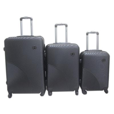 3 IN 1 Professional Airway 4 Wheel Trolley Bag Black Color-LSP