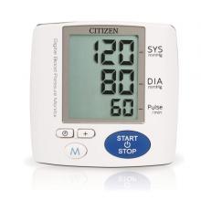 Citizen Blood Pressure Monitor CH-617, Made in Japan, 5 Years International Warranty-LSP