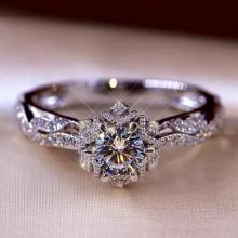 SIGNATURE COLLECTIONS Queens Collection Luxury Ring SGR015-LSP
