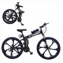 Aluminum Hummer 20 Inch Bicycle Black GM50-bl-LSP