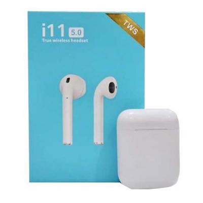 i11 Twin Bluetooth Headset With Charging Case-LSP