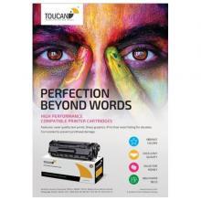 Toucan Black Toner Cartridge Compatible with HP CE390A CLJ 600 (5pcs)-LSP