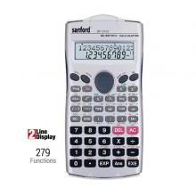 Sanford Scientific Calculator- SF1572C-LSP