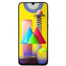 Samsung Galaxy M31 6GB RAM 128GB Storage Black-LSP