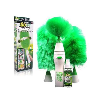 Home Care Electric Feather Multi Function Dust Brush Assorted-LSP