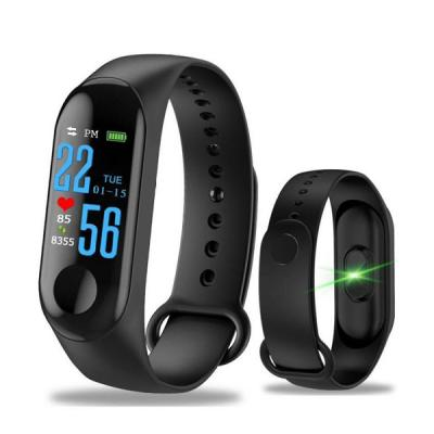 Band 3 Smartwatch Monitor Fitness Tracker,  Heart Rate, Blood Pressure, etc-LSP