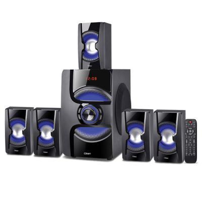 Clikon CK844 5 IN 1 Multimedia Speakers