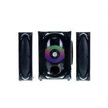 Krypton KNMS6082 2.1 Channel Multimedia Speaker System, Black-LSP