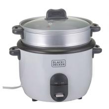 Black & Decker RC1860-B5 Non-Stick Rice Cooker, 1.8L-LSP