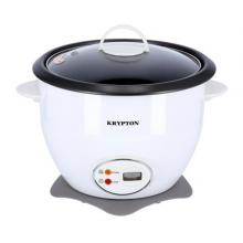 Krypton KNRC5283 Electric Rice Cooker, White-LSP