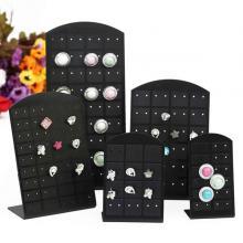 Earrings Ear Studs Jewelry Display Rack Metal Stand -LSP