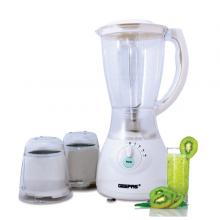 Geepas GSB5006 3 In 1 Multifunctional Blender Stainless Steel Blades 4 Speed Control With Pulse 1.5L Jar 400w -LSP